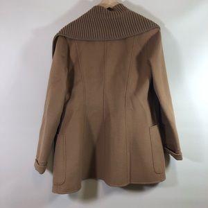 Mackage Jackets & Coats - Mackage Bessie Wool Knit Lapel Jacket Aritzia
